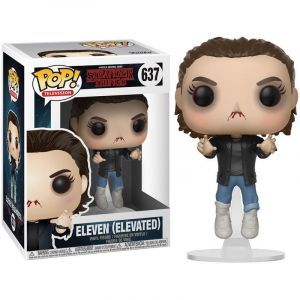 Funko POP! Stranger Things Eleven Elevated Vinyl Figura 10cm