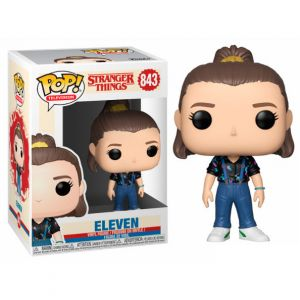 Funko POP! Stranger Things Eleven Vinyl Figura 10cm