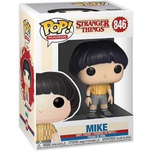 Funko POP! Stranger Things Mike Vinyl Figura 10cm