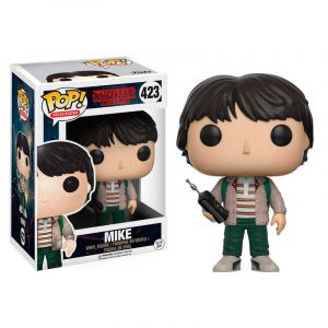 Funko POP! Stranger Things Mike with Walkie Talkie Vinyl Figura 10cm