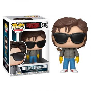 Funko POP! Stranger Things Steve with Sunglasses Vinyl Figura 10cm