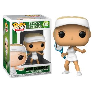 Funko POP! Tennis Legends - Maria Sharapova Vinyl figura 10cm