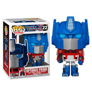 Funko POP! Transformers - Optimus Prime Vinyl Figura 10cm