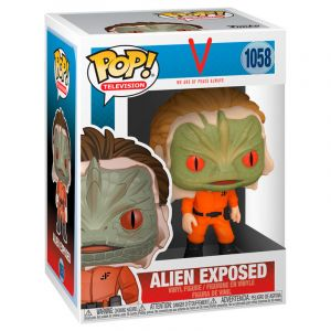 Funko POP! TV Show - Exposed Alien Vinyl figura 10cm