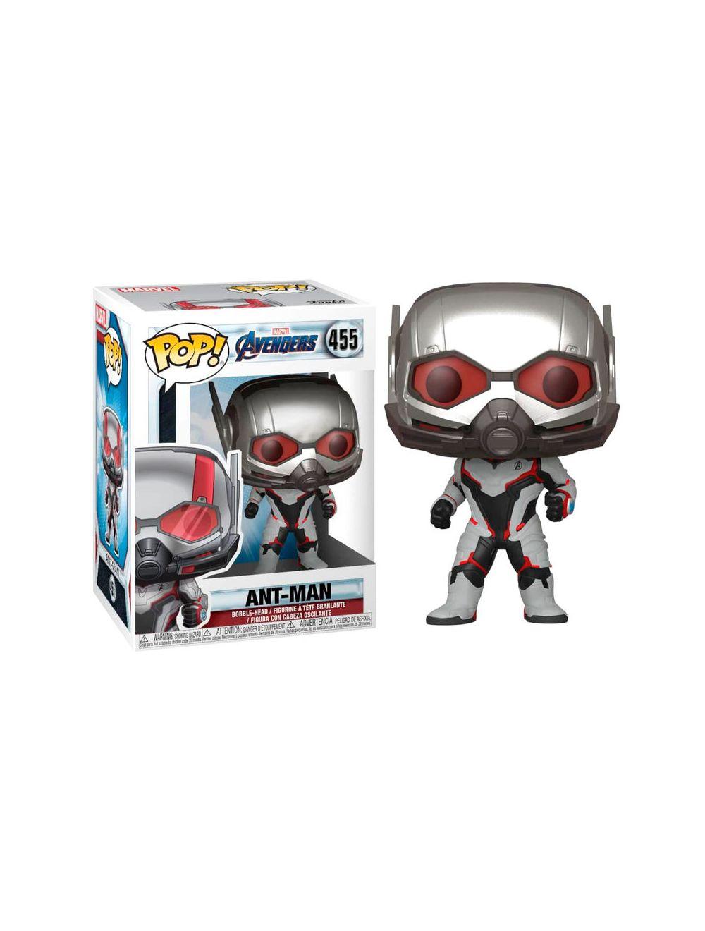 Funko POP! Avengers Endgame - Ant-Man Vinyl Figura 10cm