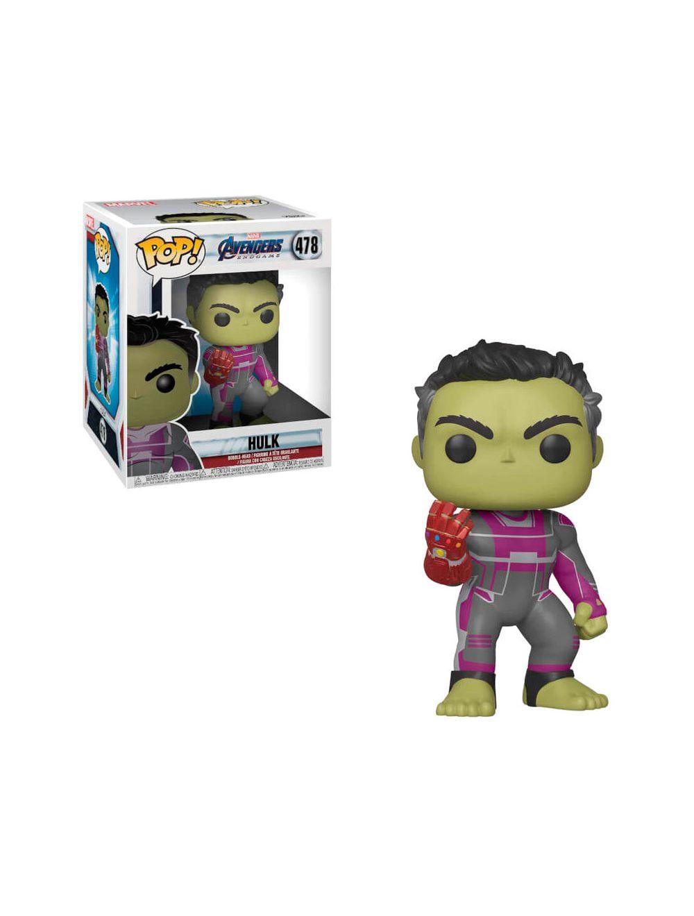 Funko POP! Avengers: Endgame - Hulk Vinyl figura 15cm