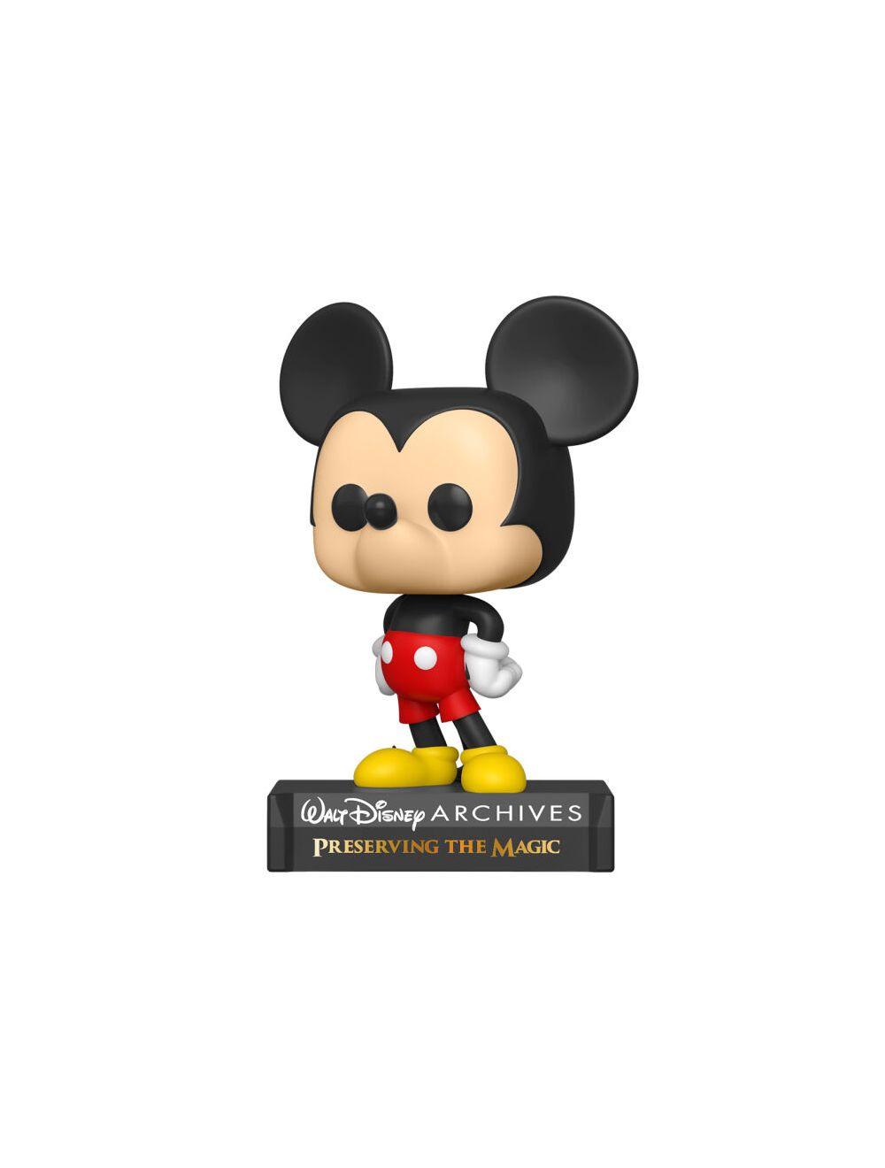 Funko POP! Disney Archives - Mickey Mouse Vinyl Figura 10cm