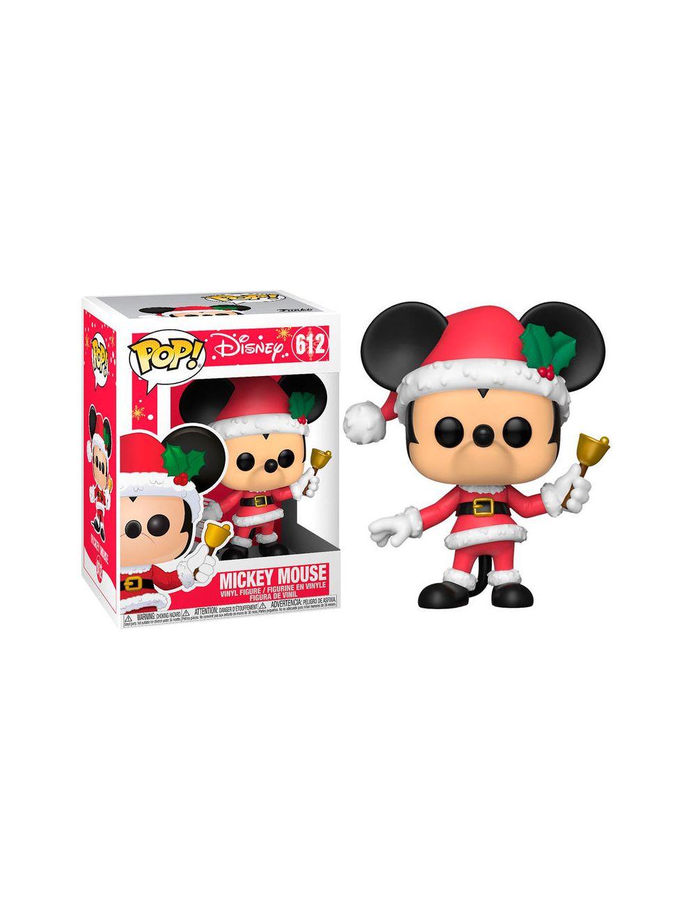 Funko POP! Disney Holiday Mickey Vinyl figura 10cm