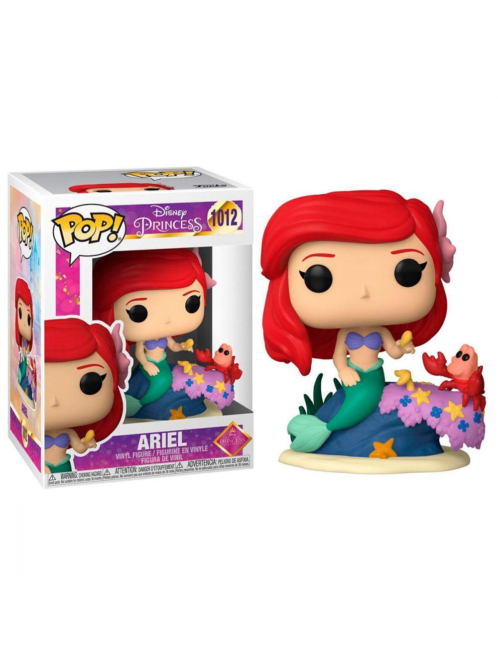 Funko POP! - Disney Ultimate Princess Ariel Vinyl figura 10cm