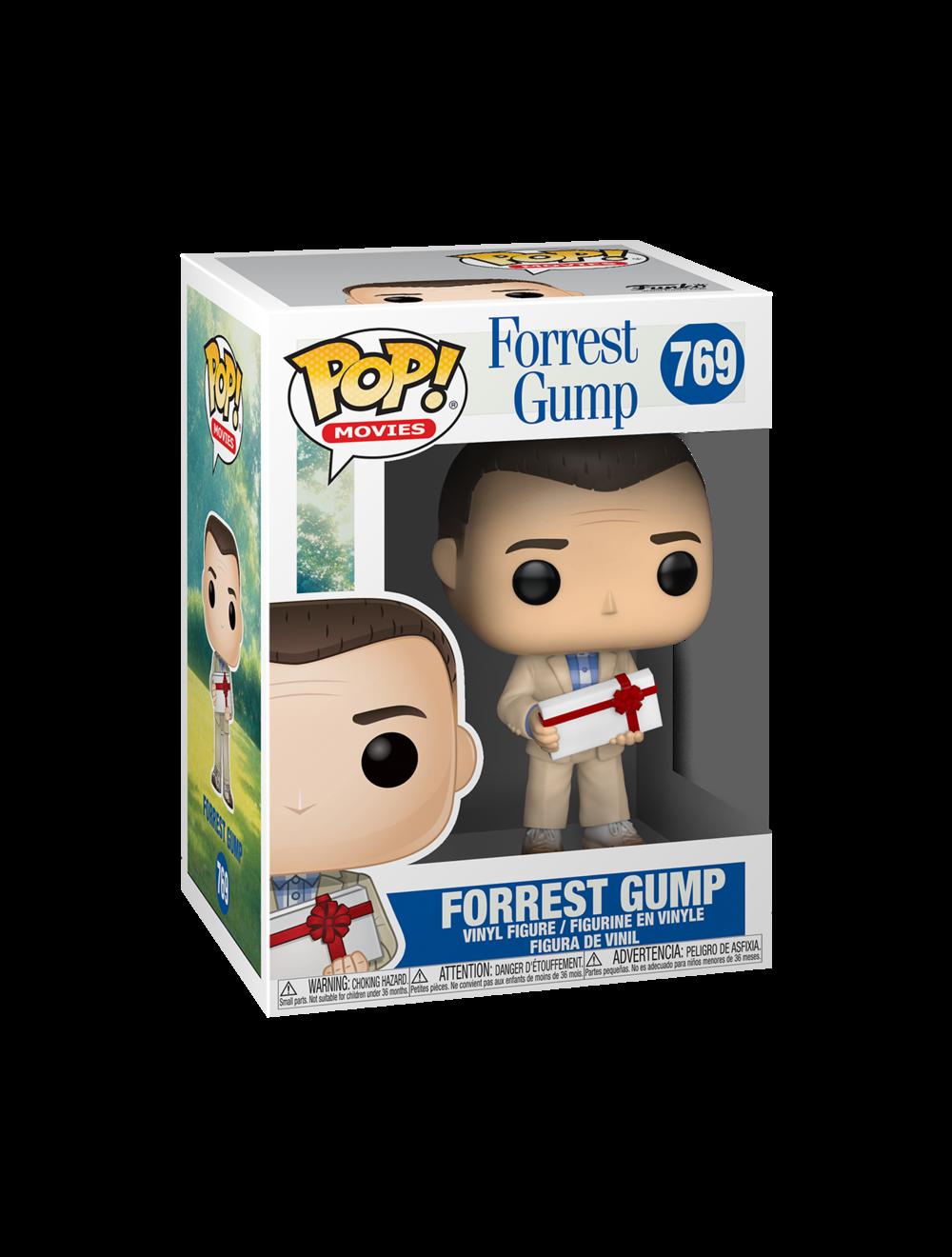 Forrest Gump - Forrest Chocolates Vinyl Figura 10cm