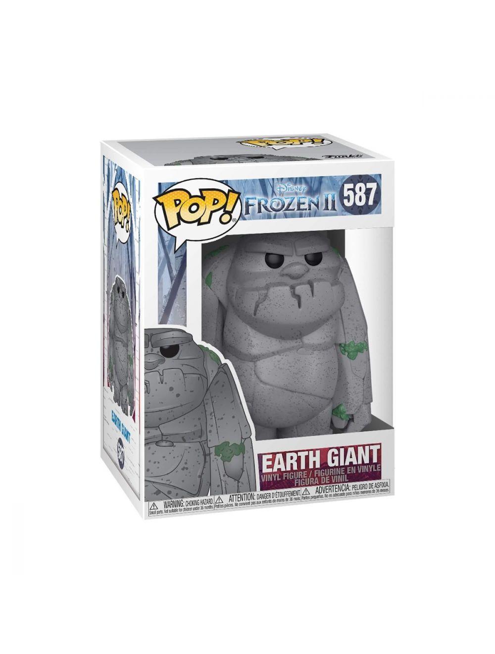 Funko POP! Frozen 2 - Earth Giant Vinyl Figura 10cm