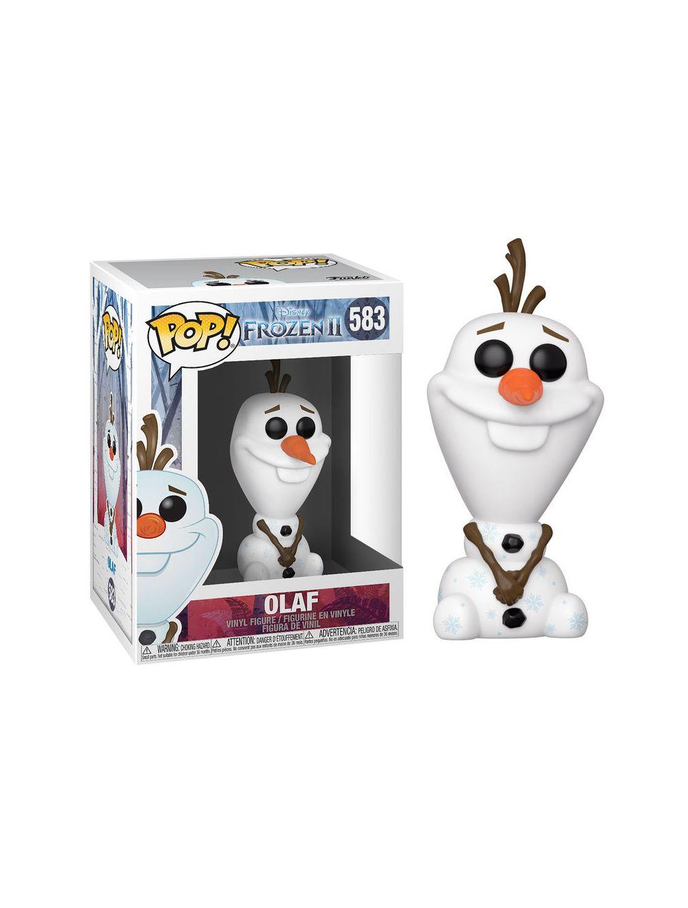 Funko POP! Frozen 2 - Olaf Vinyl Figura 10cm