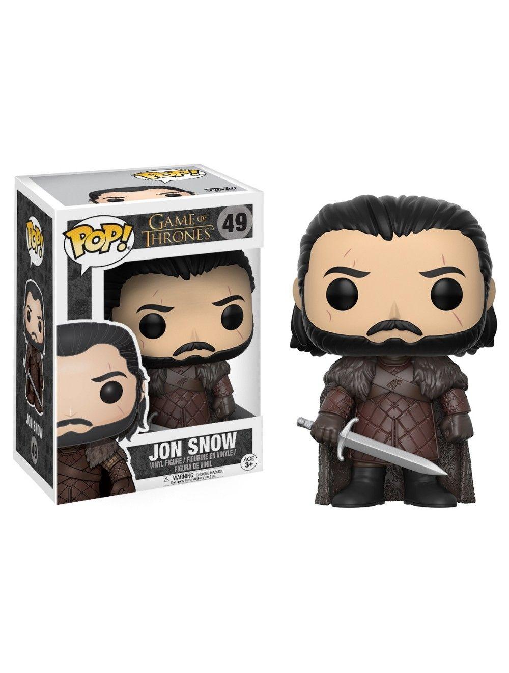 Funko POP! Game of Thrones Jon Snow (2) Vinyl figura 10cm