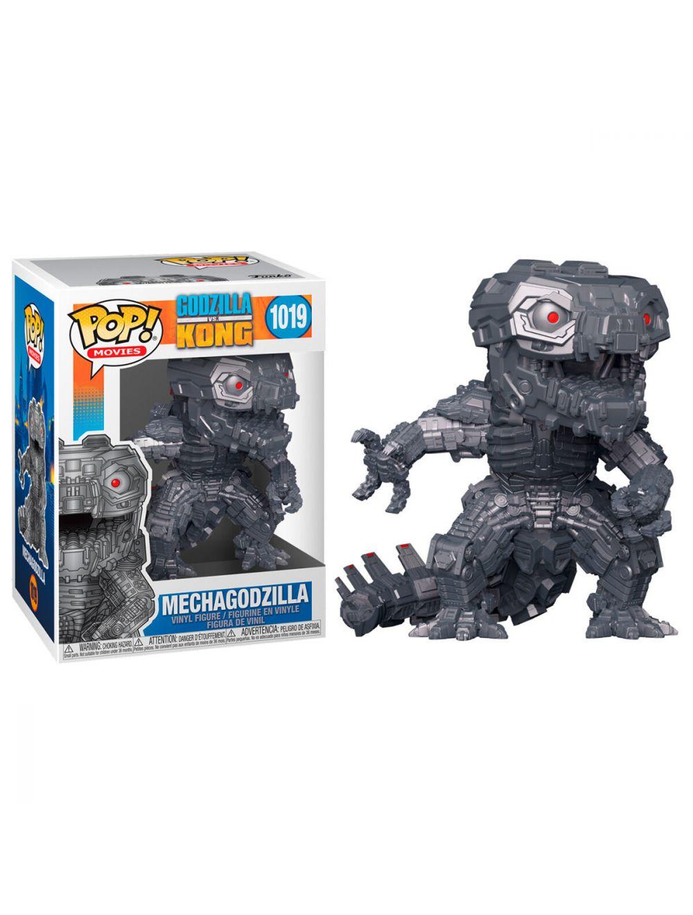 Funko POP! Godzilla Vs Kong - Mechagodzilla (Metallic) Vinyl figura 10cm