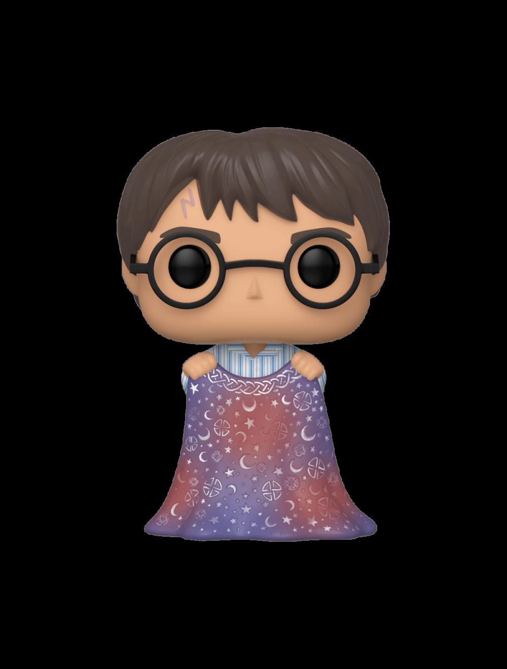 Funko POP! Harry Potter - Harry Invisibility Cloak Vinyl Figura 10cm