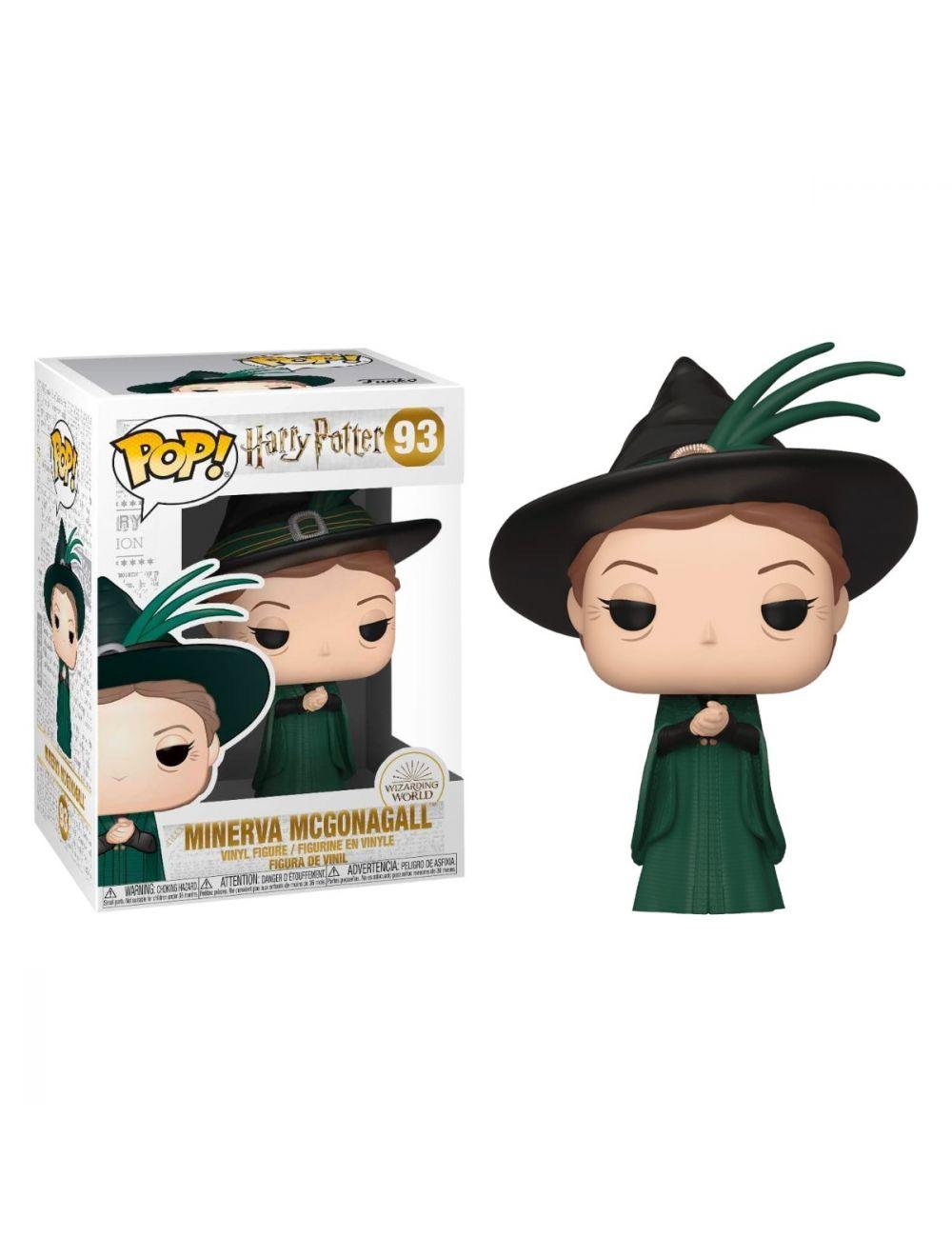 Funko POP! Harry Potter - Minerva McGonagall (Yule) Vinyl Figura 10cm