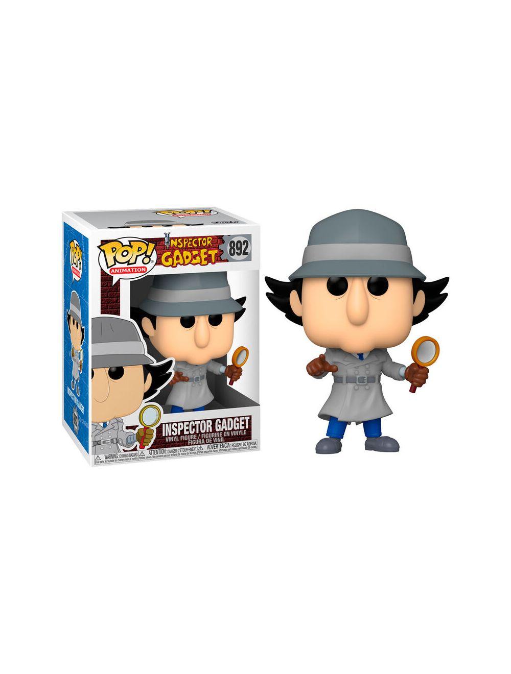 Funko POP! - Inspector Gadget Vinyl figura 10cm