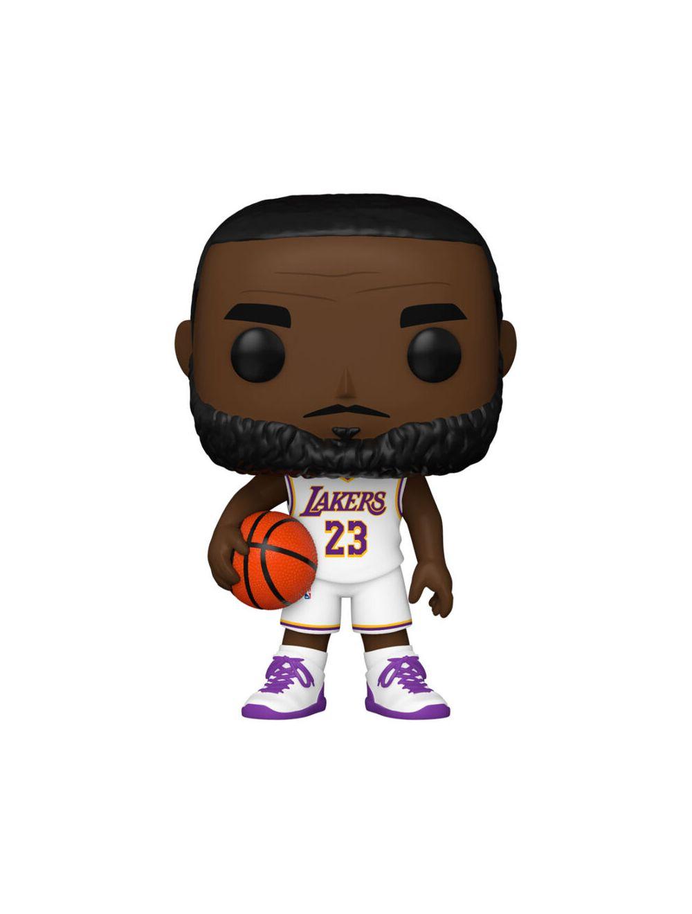 Funko POP! - LA Lakers LeBron James Alternate Vinyl figura 10cm