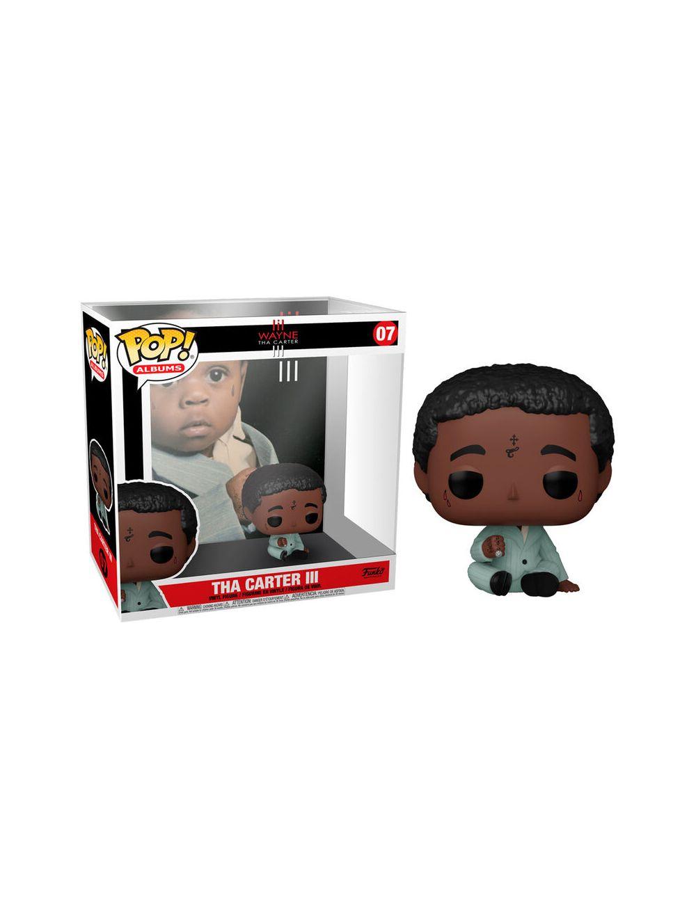 Funko POP! Lil Wayne - Tha Carter III Vinyl figura 10cm