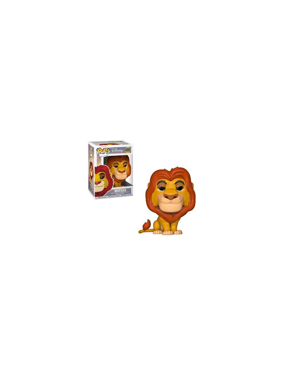 Funko POP! Lion King - Oroszlánkirály  Mufasa Vinyl Figura