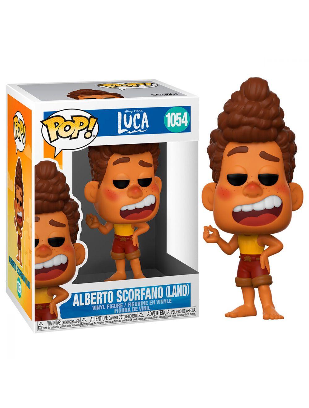 Funko POP! Luca – Alberto (Human) Vinyl figura 10cm