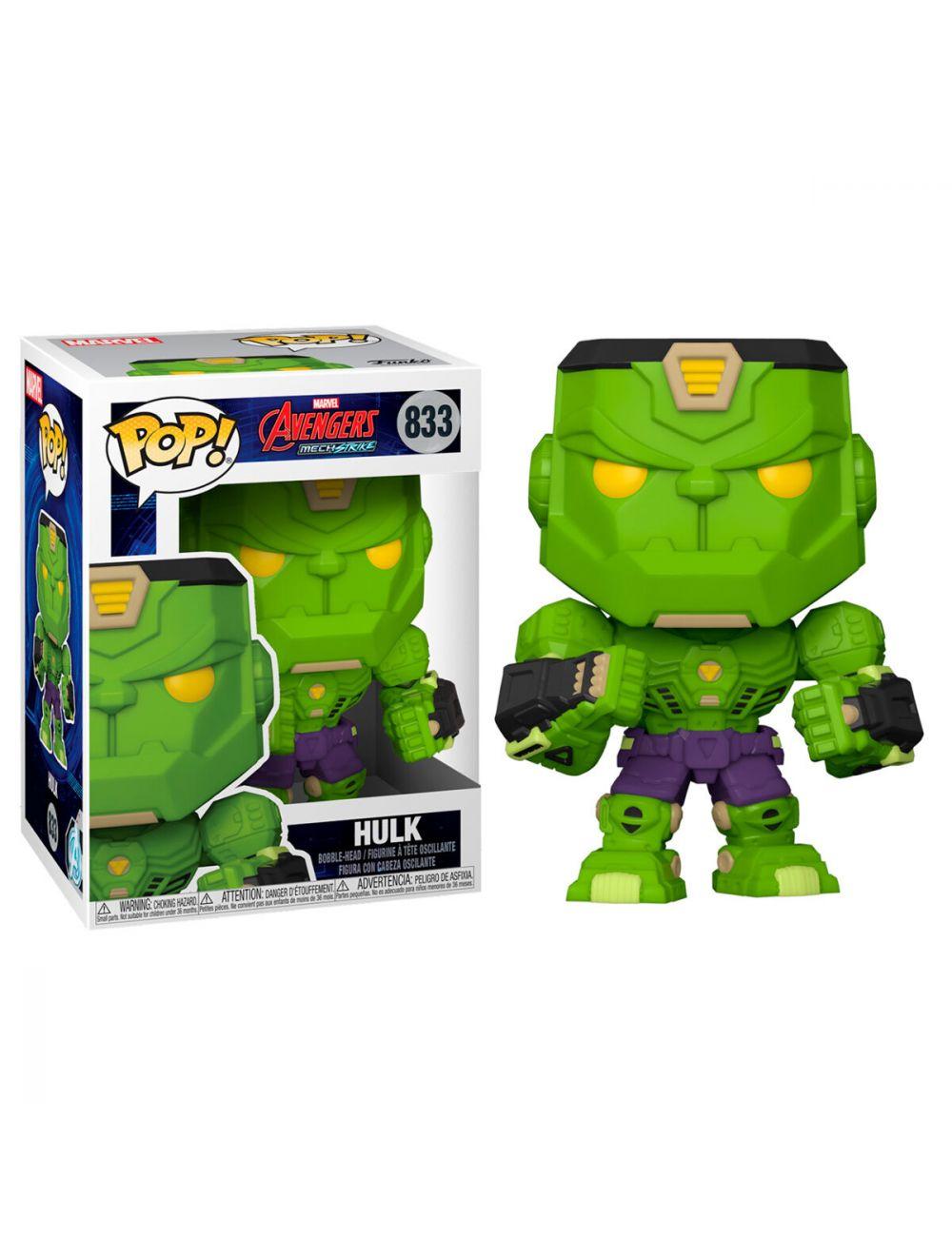 Funko POP! Marvel Mech - Hulk Vinyl figura 10cm