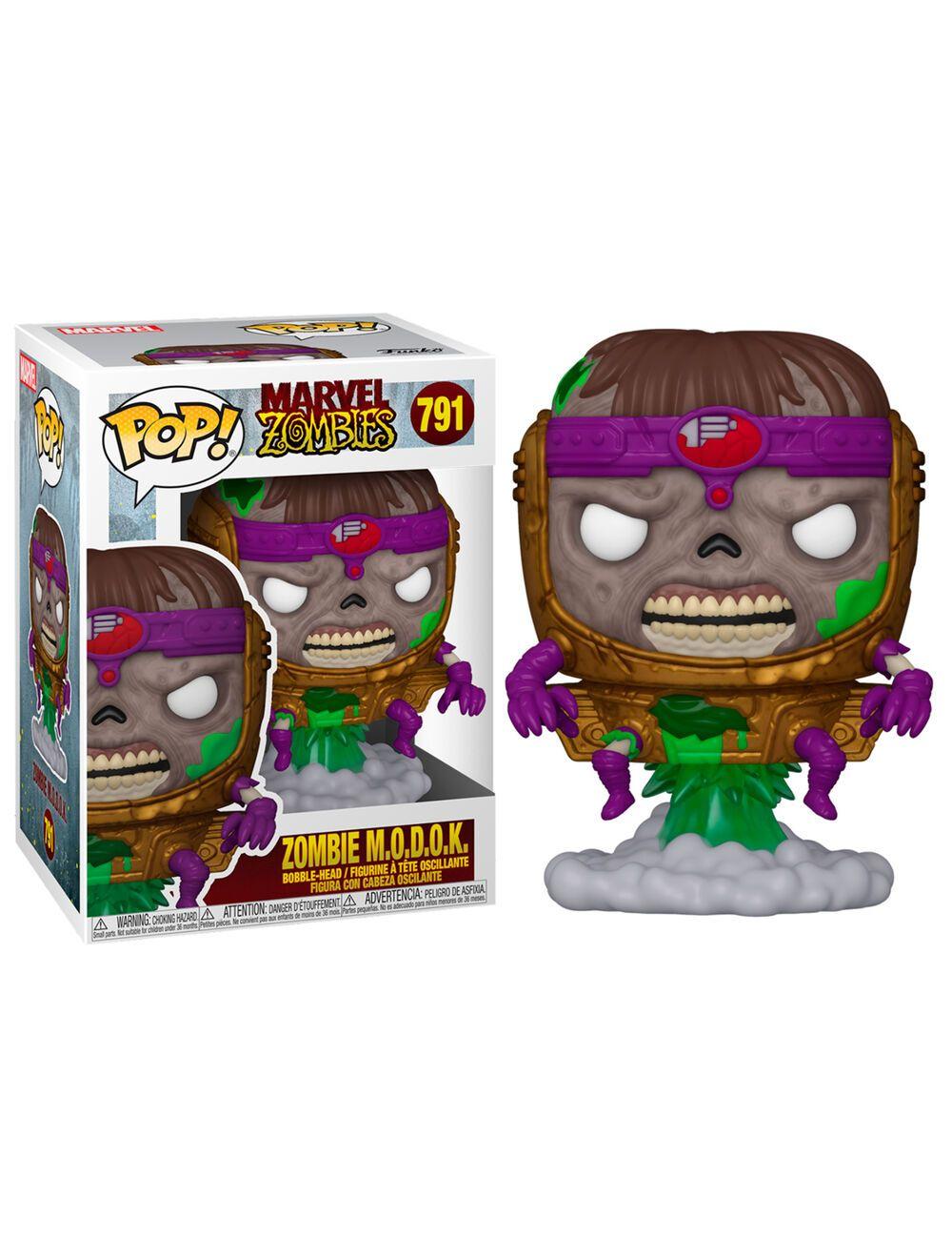 Funko POP! Marvel Zombies - MODOK Vinyl figura 10cm