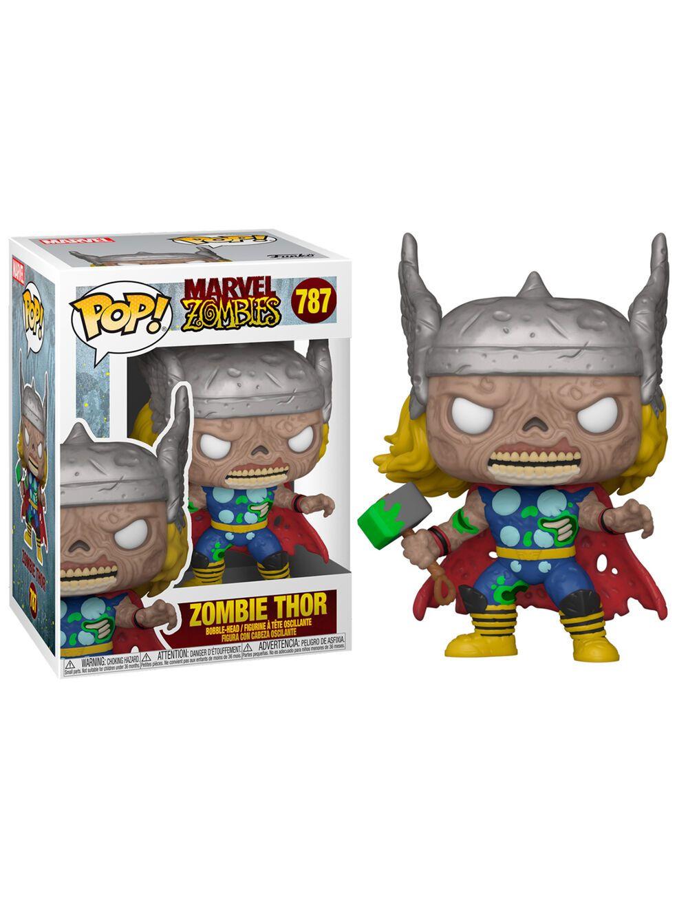 Funko POP! Marvel Zombies - Thor Vinyl figura 10cm