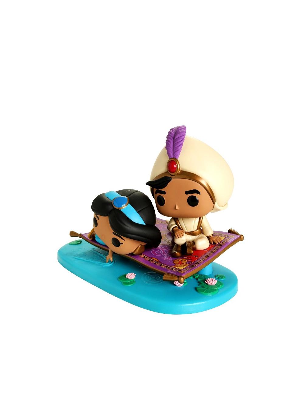 Funko Pop! Movie Moments Aladdin - Magic Carpet Ride Vinyl Figura 15cm