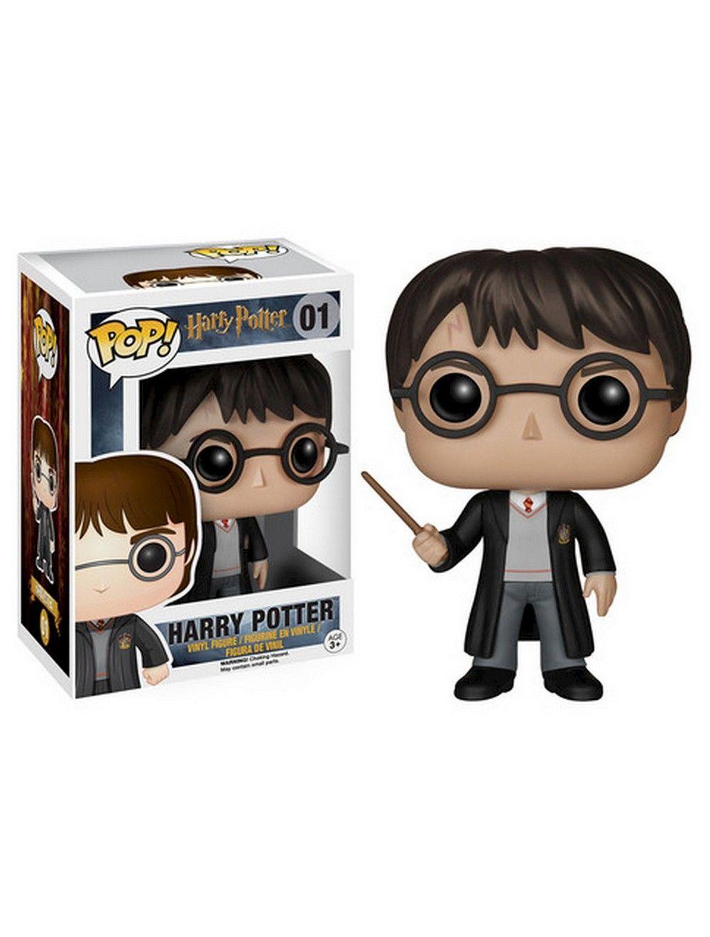 Funko POP! Movies Harry Potter - Harry Potter Vinyl figura 10cm