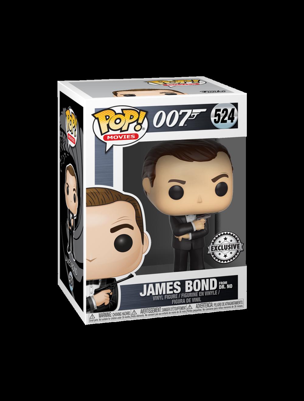 Funko POP! Movies - James Bond Sean Connery vinyl Figura 10cm