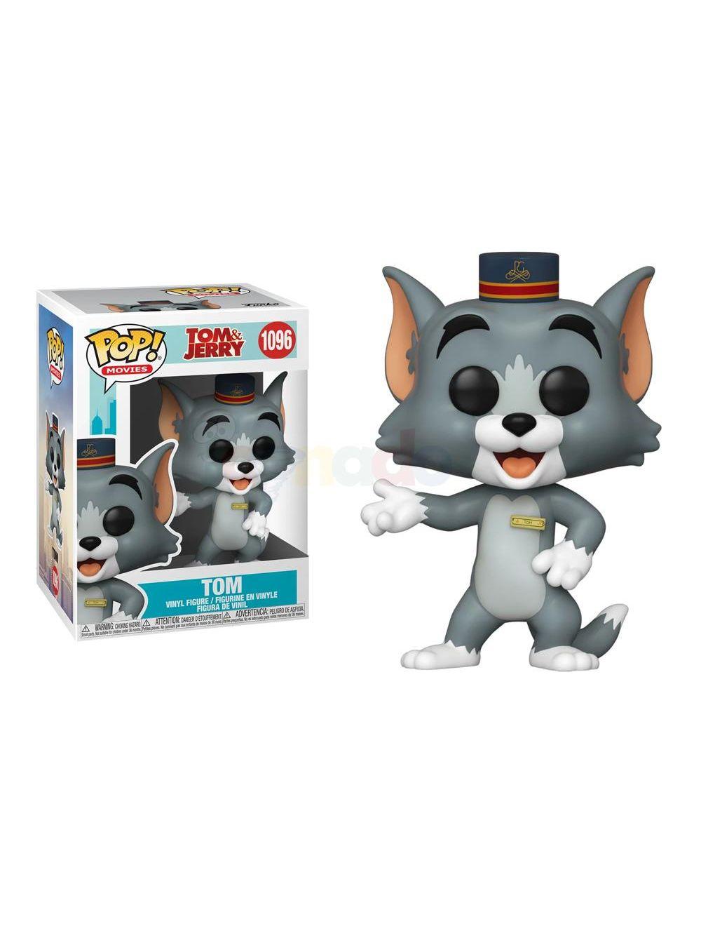 Funko POP! Movies: Tom & Jerry - Tom Vinyl Figura 10cm