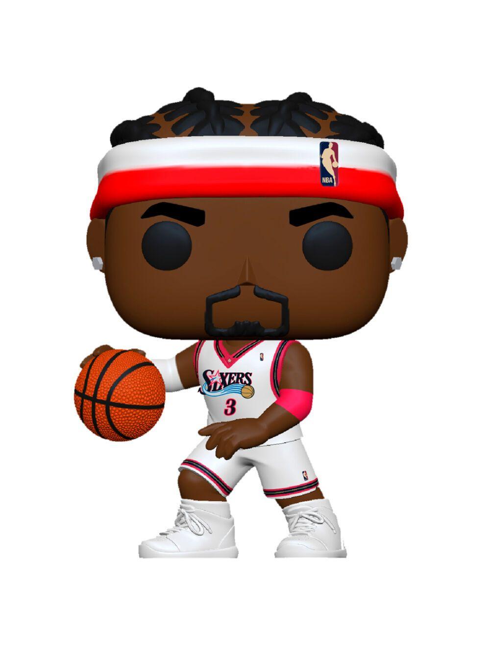 Funko POP! NBA Legends Allen Iverson Sixers Vinyl 10 cm figura