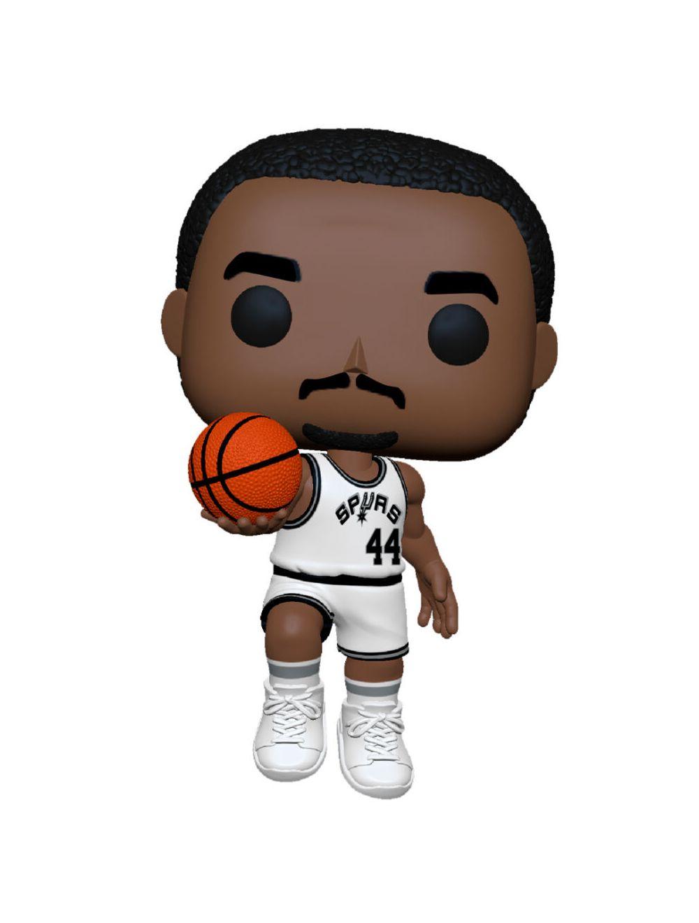 Funko POP! NBA Legends George Gervin Spurs Vinyl 10 cm figura