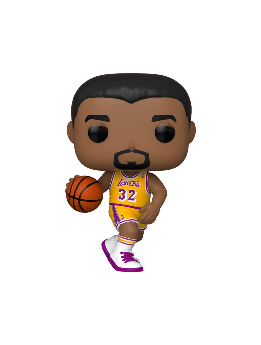 Funko POP! NBA Legends - Magic Johnson (Lakers home) Vinyl figura 10cm