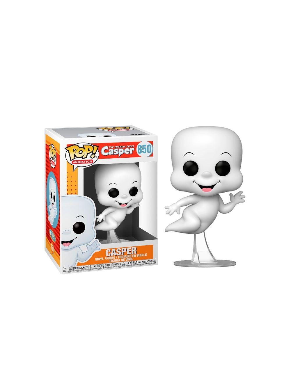 Funko POP! POP Animation: Casper - Casper Vinyl Figura 10cm
