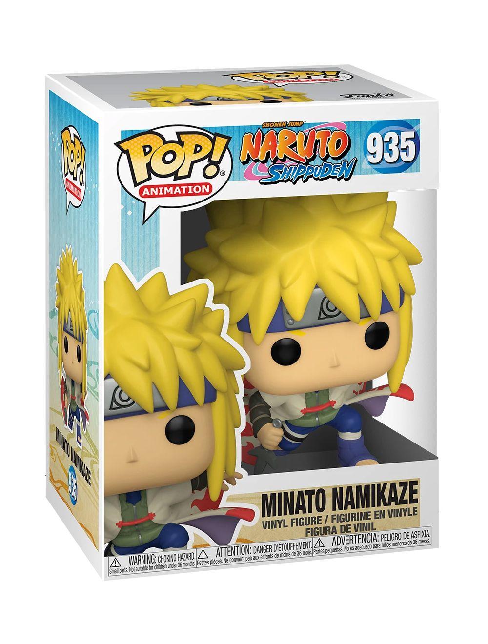 Funko POP! POP Animation Naruto - Minato Namikaze Vinyl figura 10cm