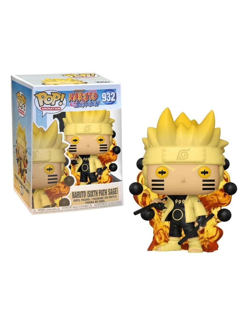 Funko POP! POP Animation Naruto - Naruto Six Path Sage Vinyl figura 10cm