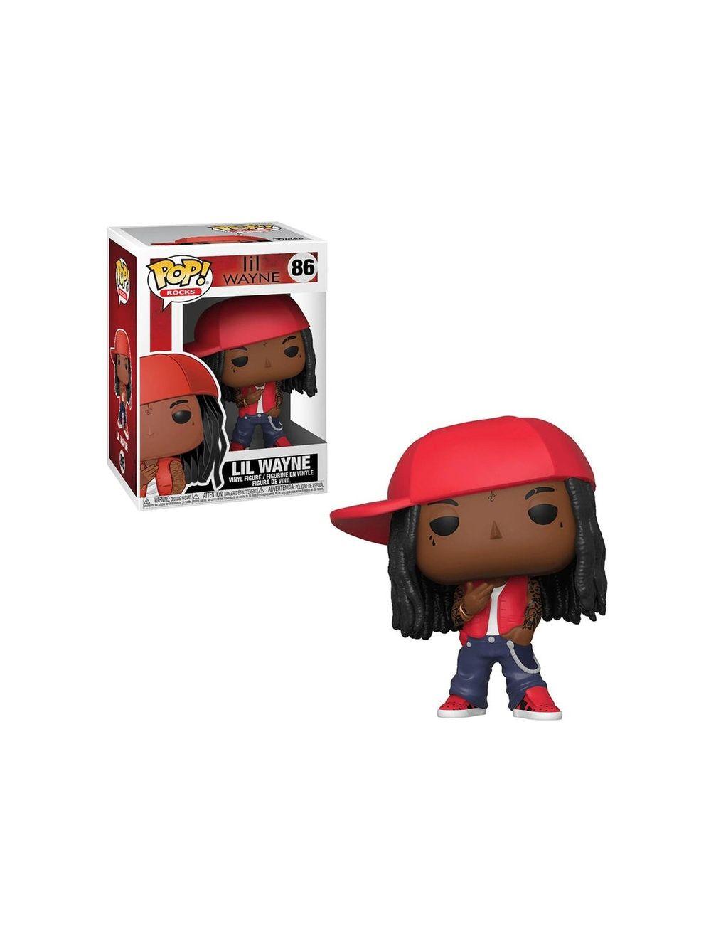 Funko POP! Rocks - Lil Wayne Vinyl figura 10cm