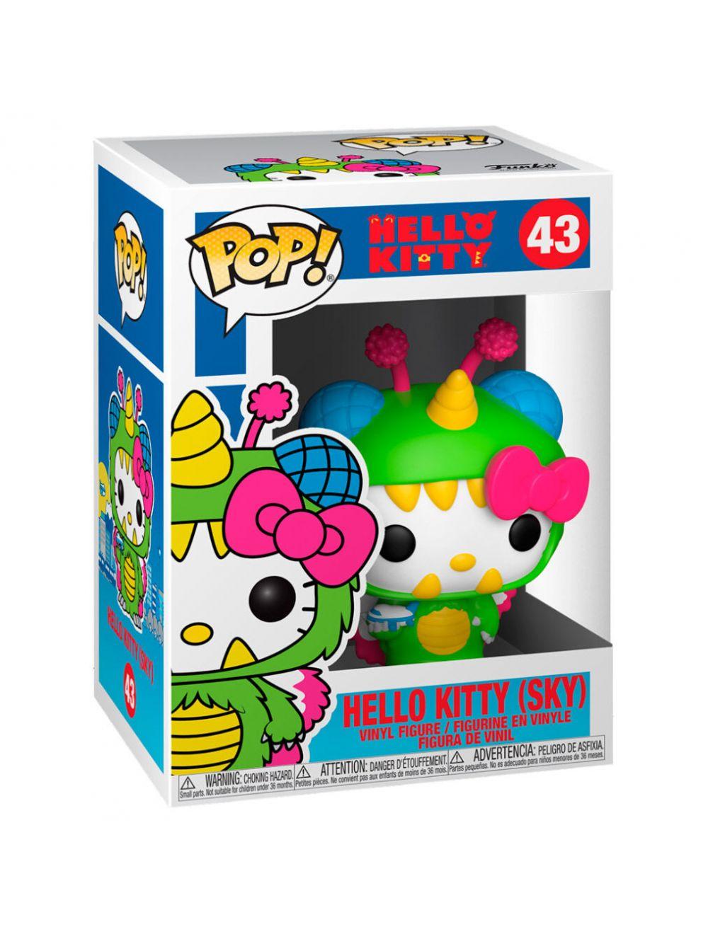 Funko POP! Sanrio Hello Kitty / Kaiju - Sky Kaiju Vinyl Figura 10cm