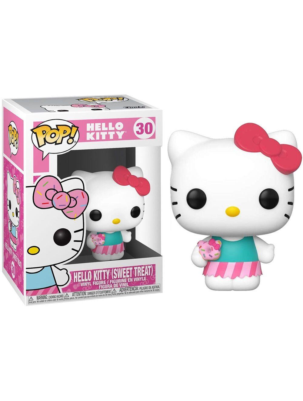 Funko POP! Sanrio Hello Kitty Swt Trt Vinyl figura 10cm
