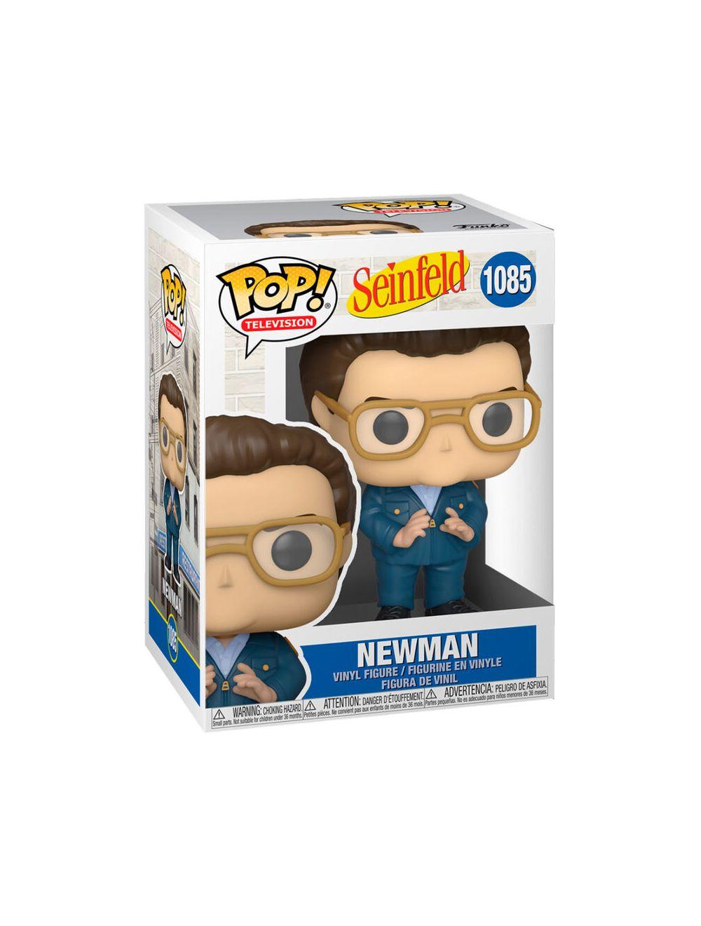 Funko POP! Seinfeld - Newman the Mailman Vinyl Figura 10cm