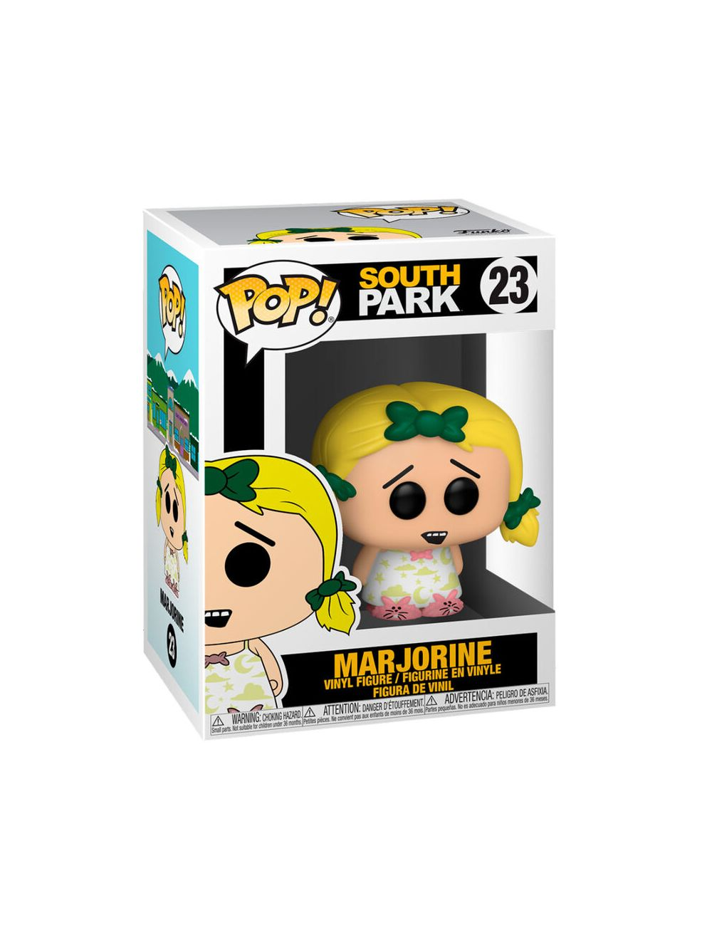 Funko POP! South Park - Butters as Marjorine Vinyl Figura 10cm