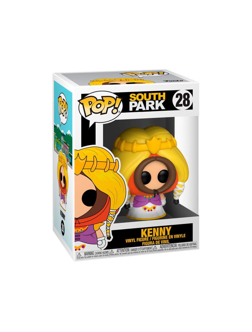 Funko POP! South Park - Princess Kenny Vinyl Figura 10cm