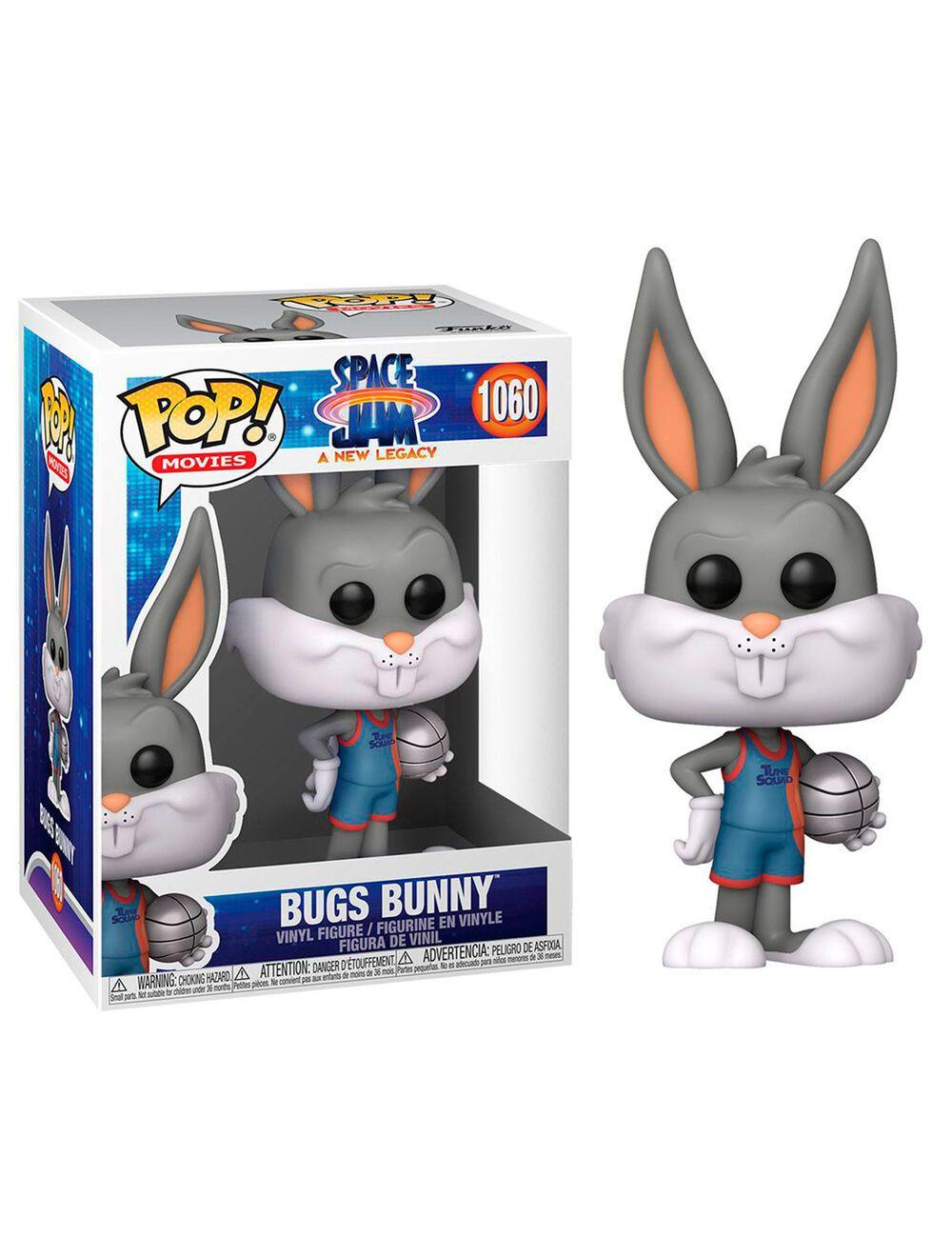 Funko POP! Space Jam 2 - Bugs Bunny