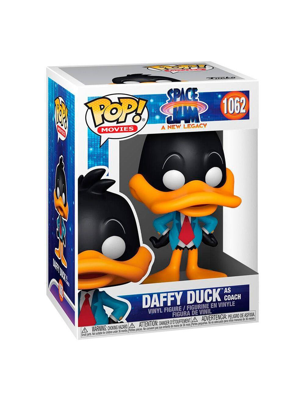 Funko POP! Space Jam 2 - Daffy Duck
