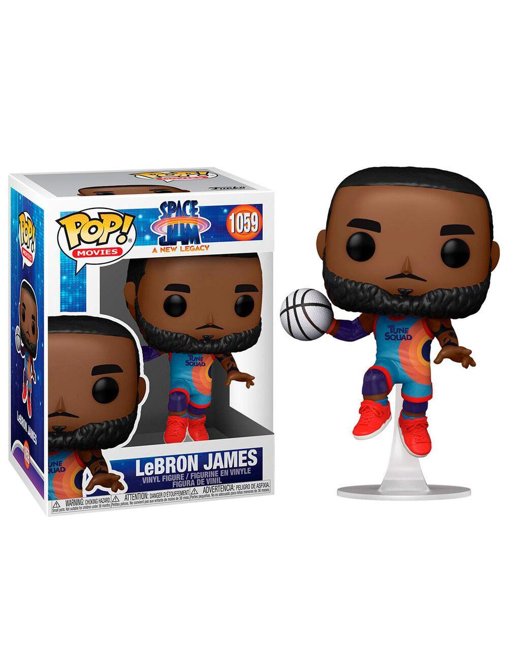 Funko POP! Space Jam 2 - LeBron James v.2