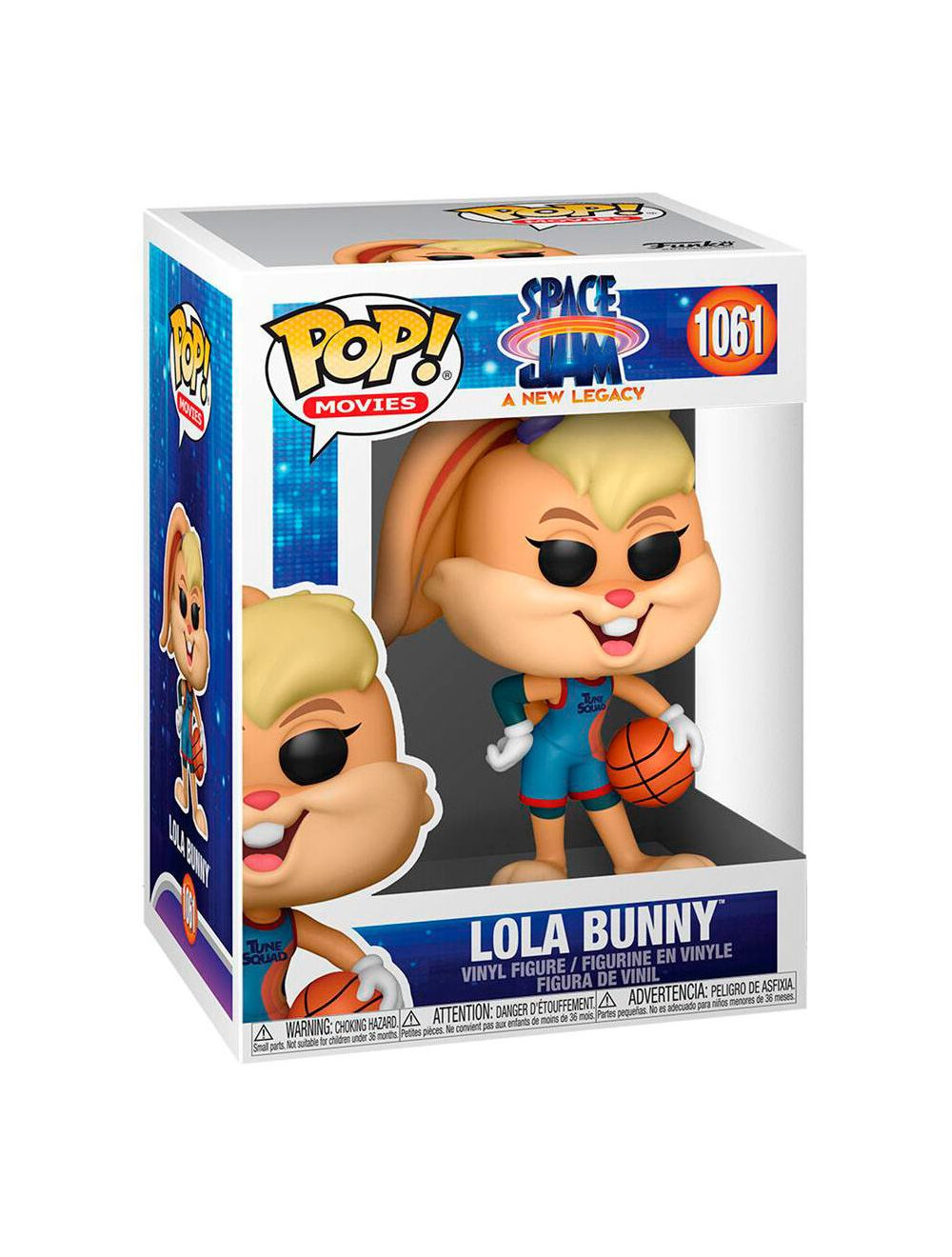 Funko POP! Space Jam 2 - Lola Bunny
