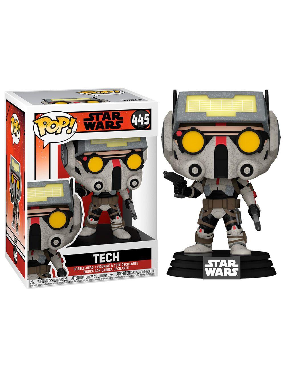 Funko POP! Star Wars Bad Batch - Tech Vinyl figura 10cm