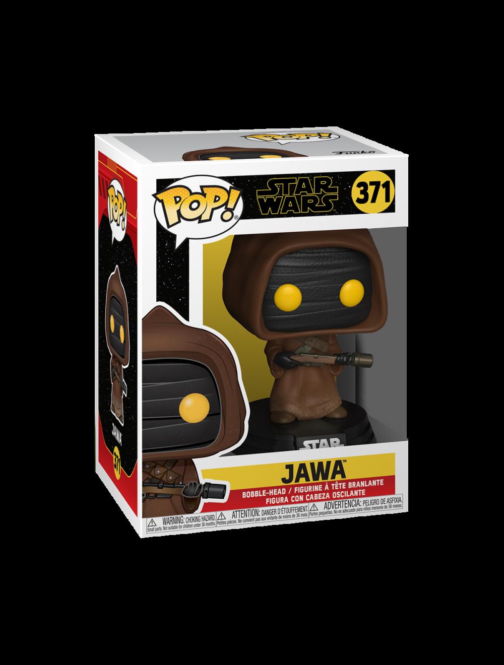 Funko POP! Star Wars - Classic Jawa Vinyl Figura 10cm